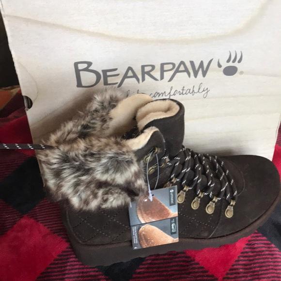 BearPaw Shoes | Janae Chocolate Boots